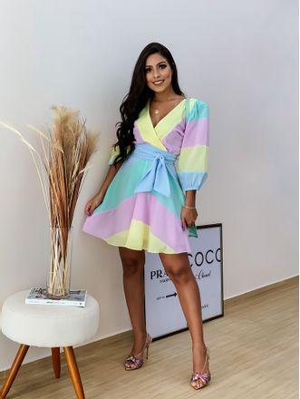 Vestido-Curto-Candy-Color