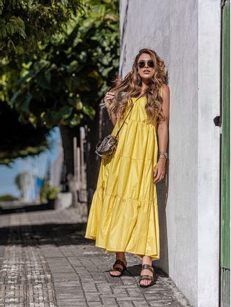 Vestido-Longo-Maite-Amarelo