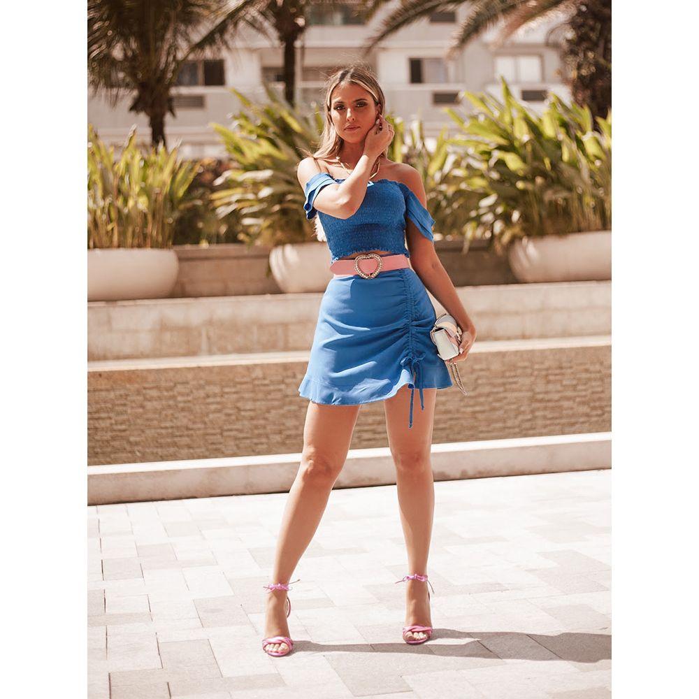 Shorts-Saia-Morgana-Azul