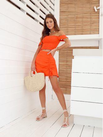 Shorts-Saia-Morgana-Coral