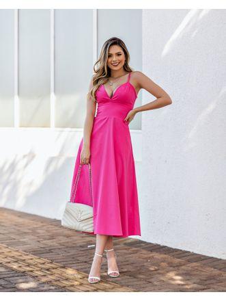 Vestido-Mirelle-Midi-Com-Alca-Tricoline-Pink