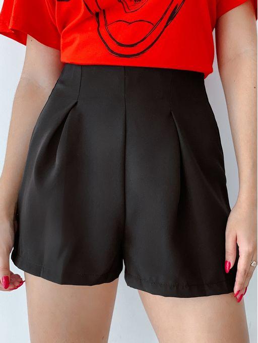 Shorts-Colcci-Black
