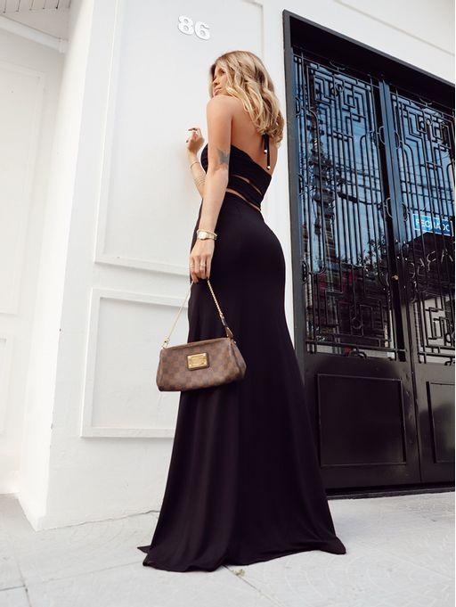 Vestido-Nicoly-Preto-Com-Fenda-Na-Saia