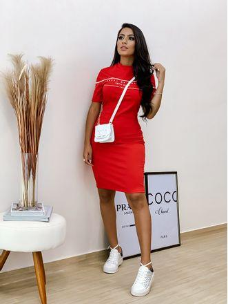Vestido-Curto-Colcci-Vermelho-Ife
