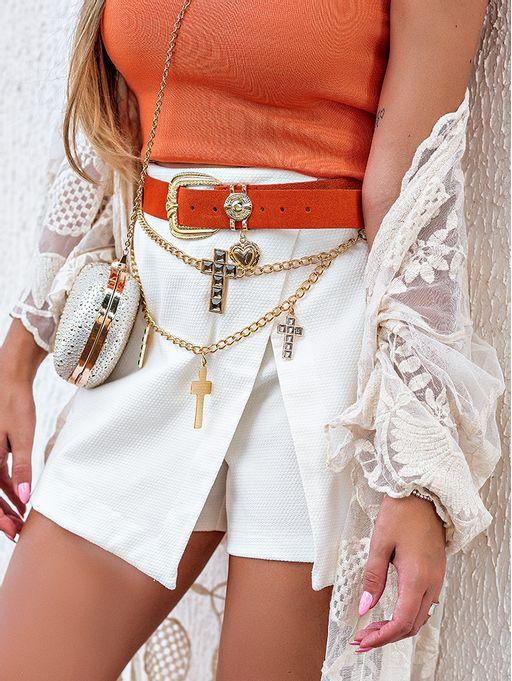 Shorts-Saia-Jacard-Off-White