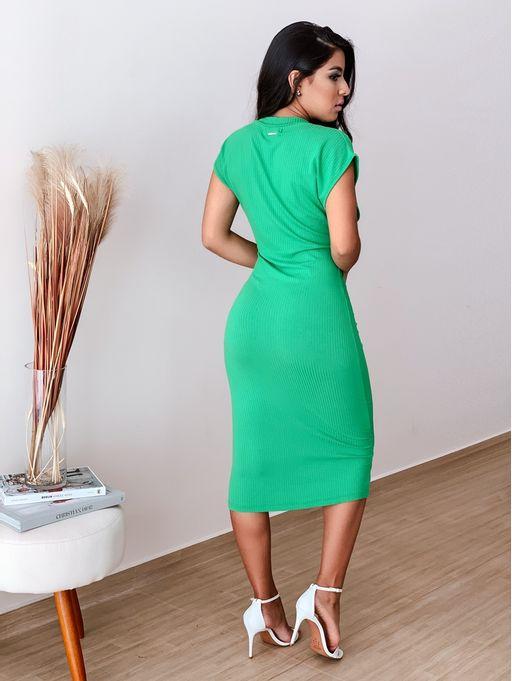 Vestido-Midi-Canelado-Verde-Crestela-Colcci
