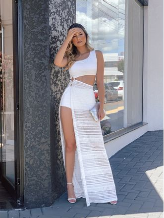 Vestido-Fenda-Hot-Pants-Off-White
