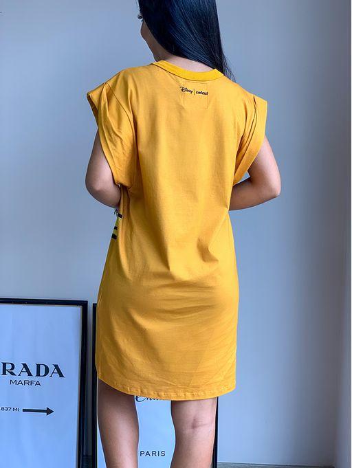 Vestido-Curto-Estampado-Donald-Amarelo-Colcci