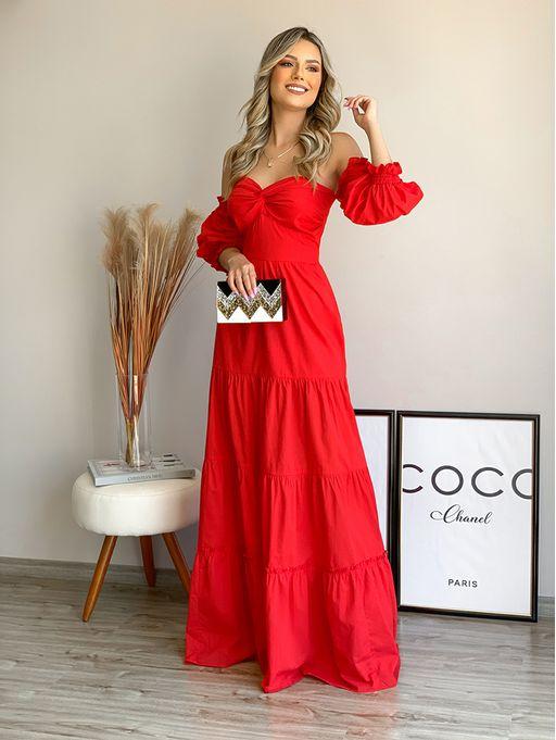 Vestido-Torcao-Tricoline-Red
