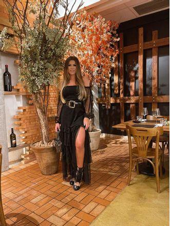 Vestido-Joaquina-Preto-Tule-Poa-Pequeno
