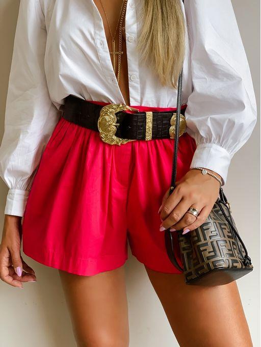 Shorts-Tricoline-Karla-Pink