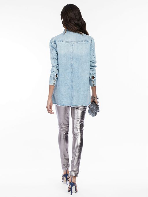 Camisa-jeans-manga-longa-lavagem-vintage