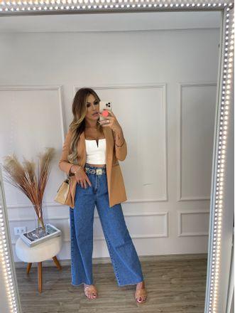 Calca-Jeans-Pantalona-Cos-Prega