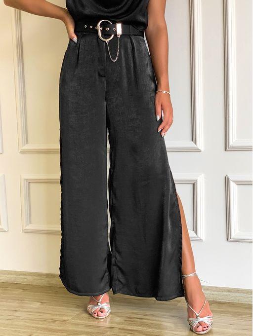 Calca-Pantalona-De-Cetim-Aveludado-Black