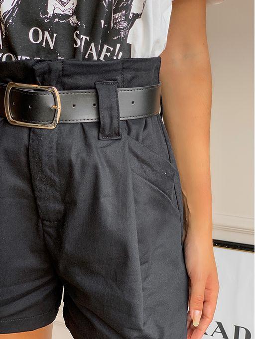 Shorts-Colcci-Denise-Black