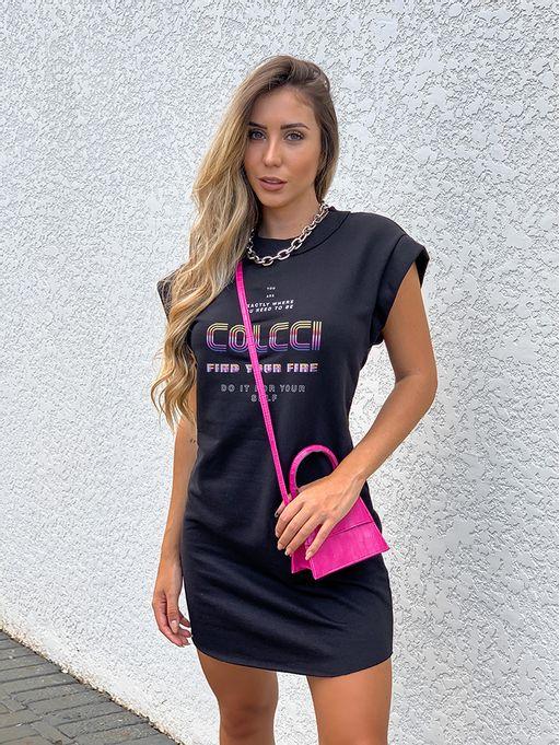 Vestido-Curto-Moletom-Estampado-Peyton-Colcci