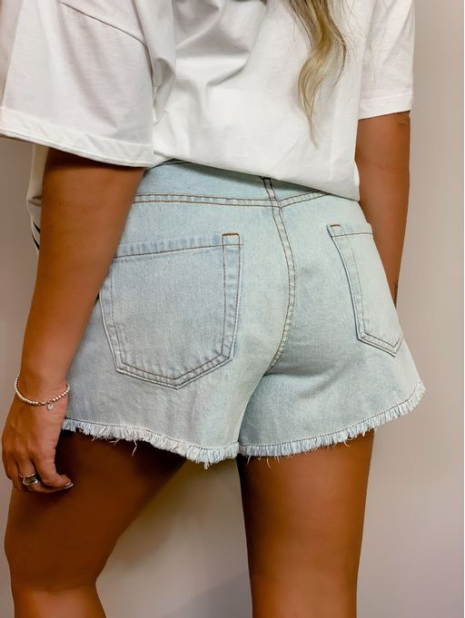 Shorts-Hot-Pants-Clear-Animale