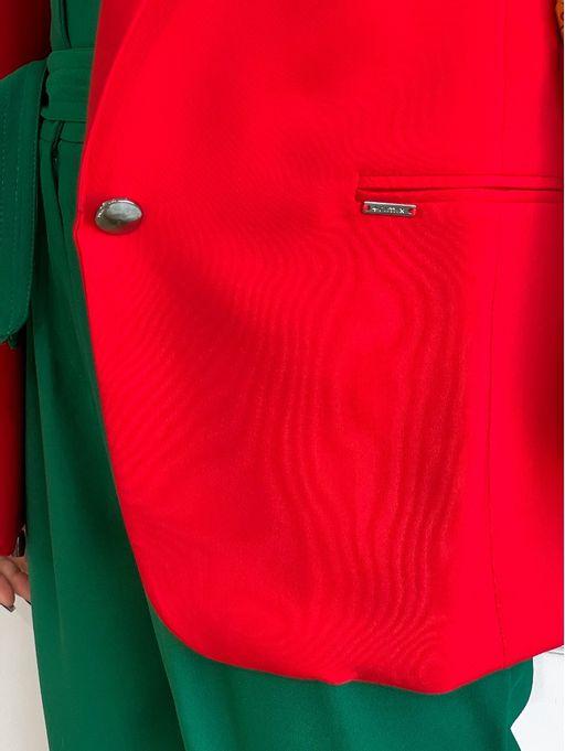 Blazer-Long-Line-Reds