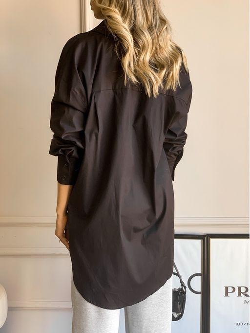 Conjunto-Twin-Set-De-Camisa-Black-Lara