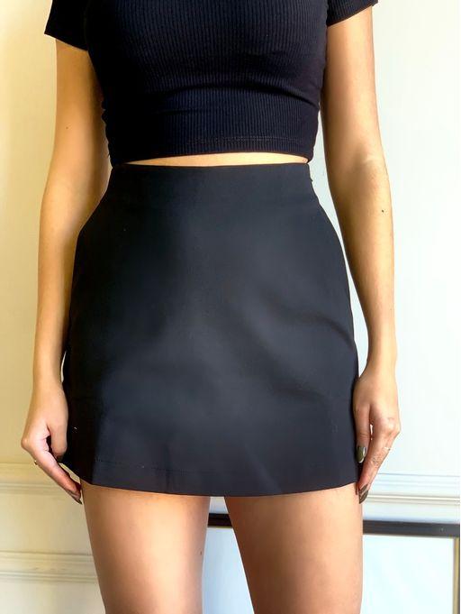 Shorts-Saia-Faca-Black