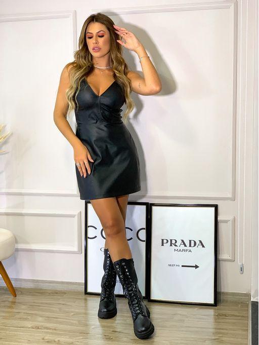 Vestido-Com-Alca-Fernanda-Myft-Black