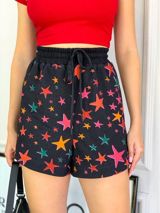 Shorts-Estrelas-Coloridas-Farm