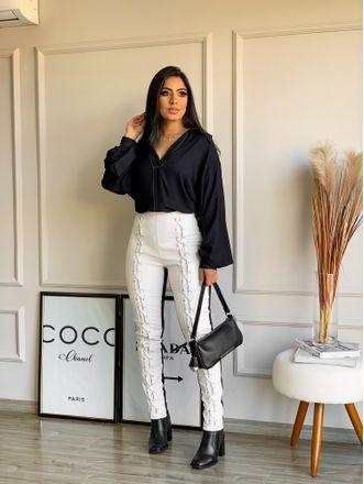Camisa-Colcci-Clara-Black
