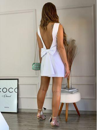Vestido-Curto-Laco-Iara-Branco