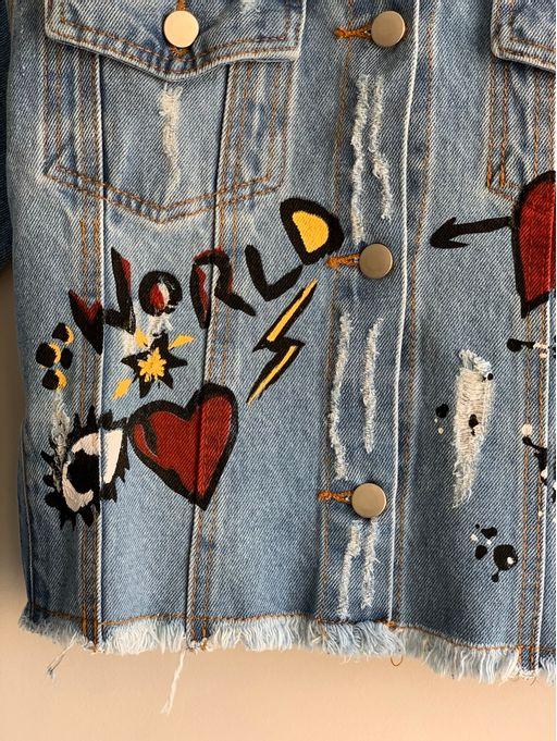 Jaqueta-Jeans-World-Sandra