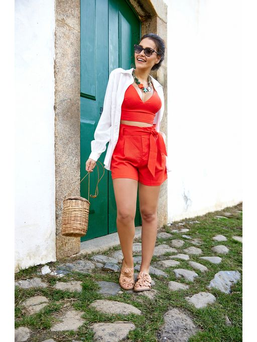 Shorts-Claire-Coral