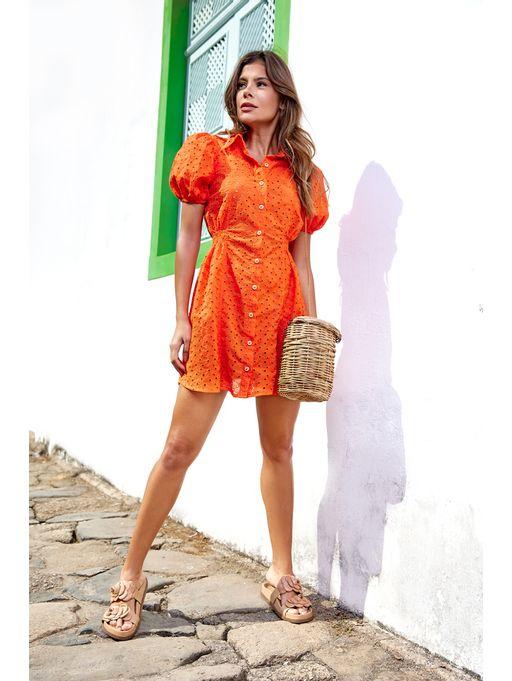 Camisa-Dress-Paolla-Coral