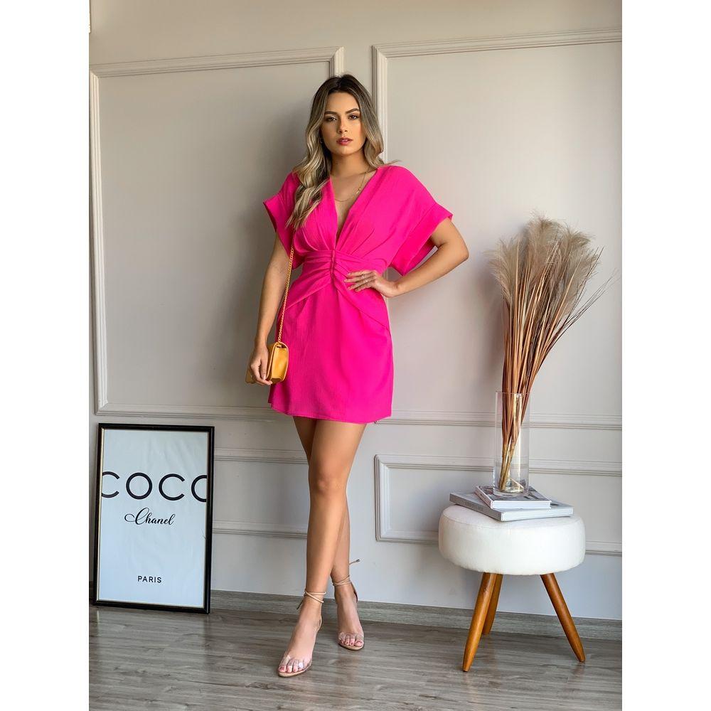 Vestido-Curto-Colcci-Rosa-Albetine