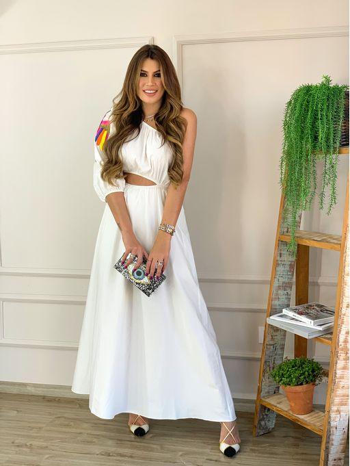 Vestido-Ombro-Unico-Branco-Lanca-Perfume