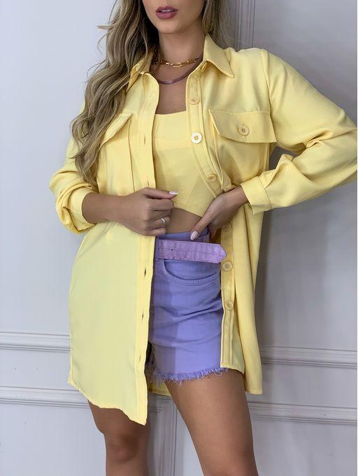 Camisa-Larissa-Manteiga-Amarelo
