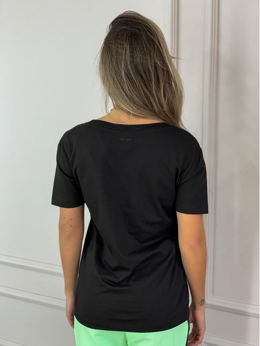 T-Shirt-Luna-Black-John-John