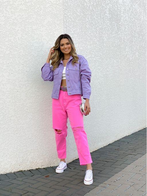 Jaqueta-Jeans-Trucker-Media-Lavanda-Myft