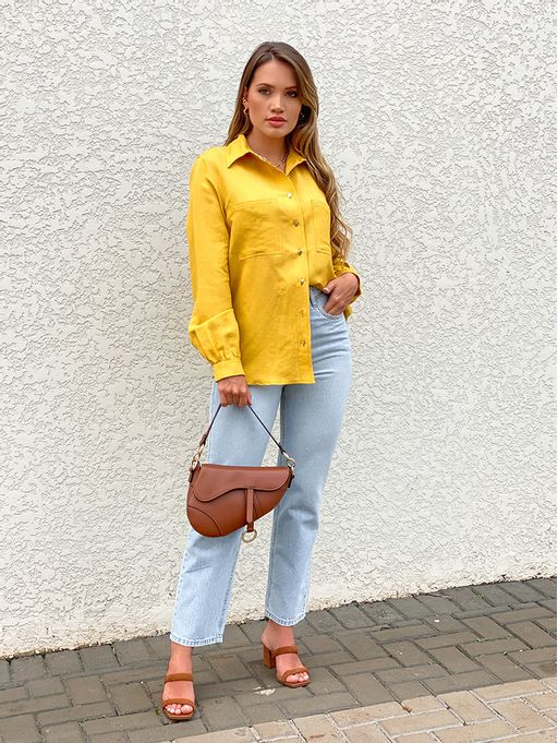 Camisa-Rayme-Amarela-Aline-Mezzari-Brand
