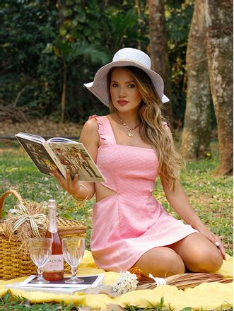 Vestido-Casey-Xadrez-Vermelho-Aline-Mezzari-Brand