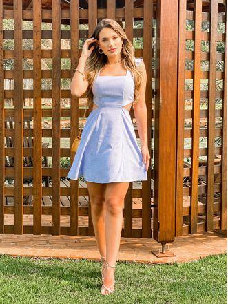 Vestido-Casey-Xadrez-Azul-Aline-Mezzari-Brand