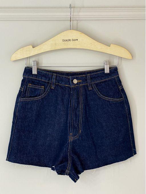 Shorts-Jeans-Alto-Escuro-Farm
