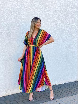 Vestido-Cropped-Voo-Colorido-Listra-Farm