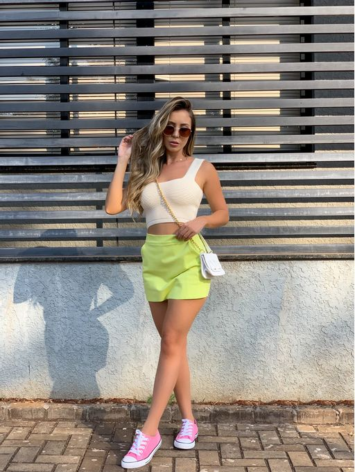Saia-Shorts-Ami-Roma-Lima