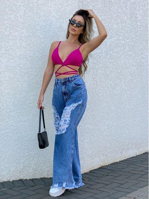 Top-Slim-Rosa-Pink-Colcci