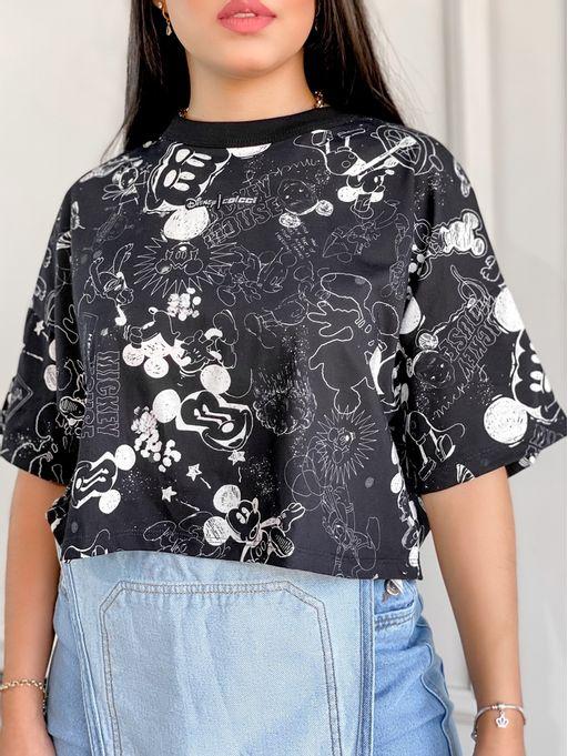 Camiseta-Estampada-Sketcht-Mickey-Colcci