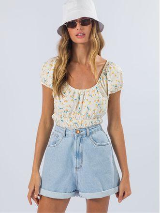 Shorts-Jeans-Mom-Super-High-Myft