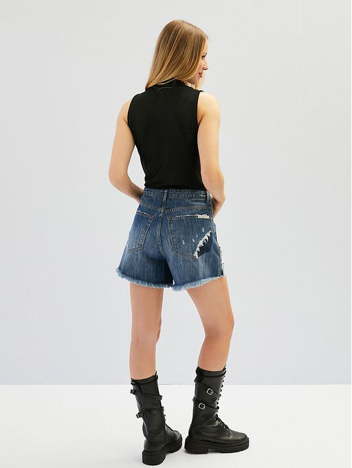 Shorts-Comfort-Super-High-Aline