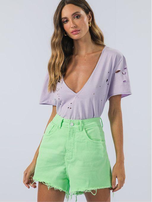 Shorts-Hot-Pants-Super-High-Candy-Verde-Myft