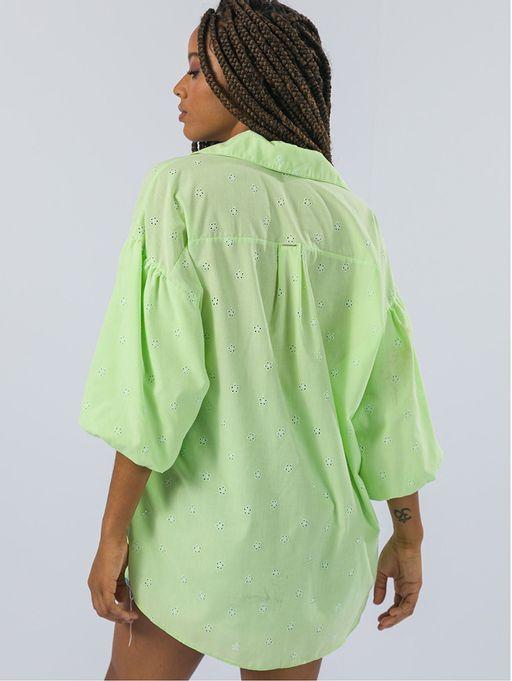 Camisa-Oversize-Verde-Myft