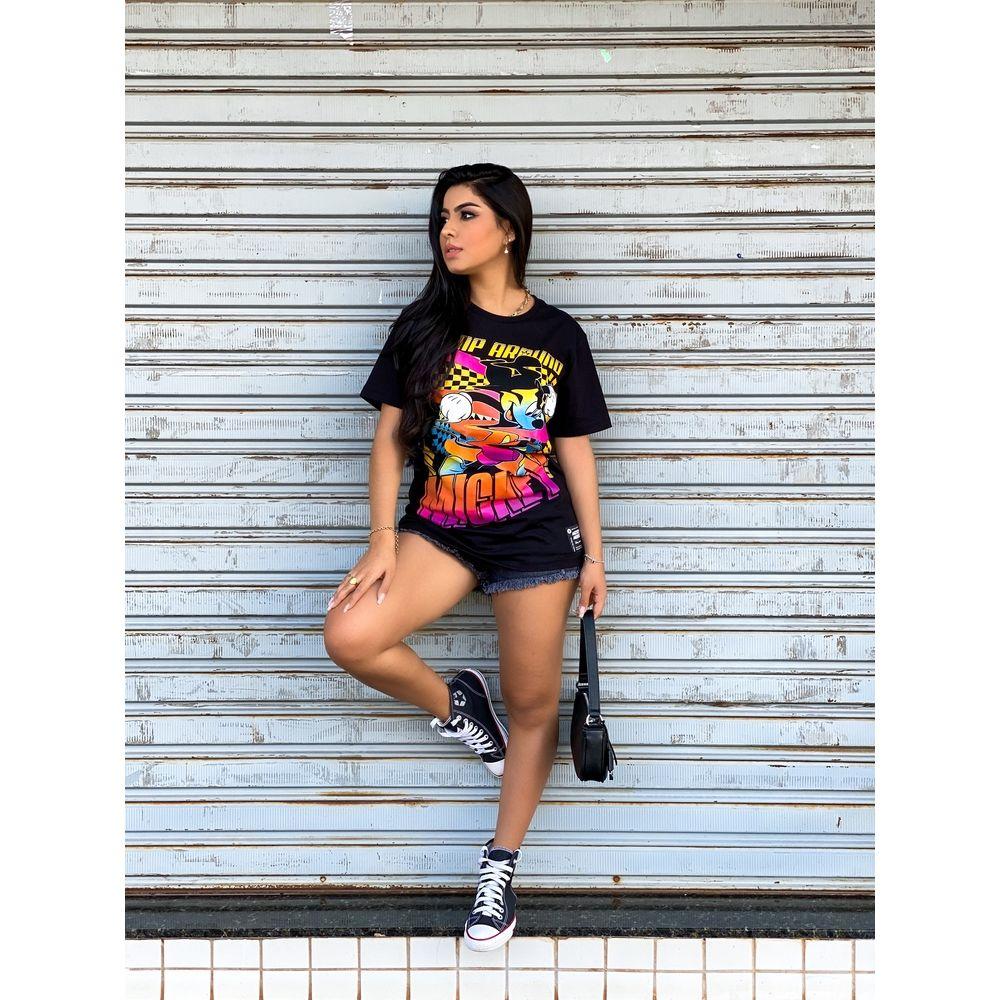 Camiseta-Estampada-Jump-Around-Mickey-Colcci