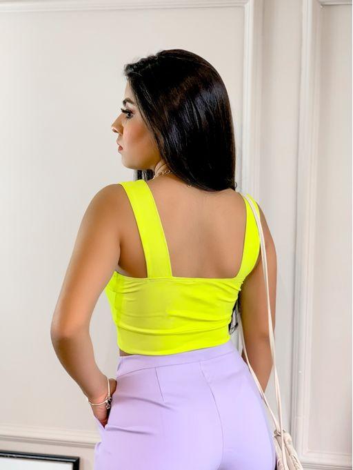 Blusa-Cropped-Decote-Verde-Audrey